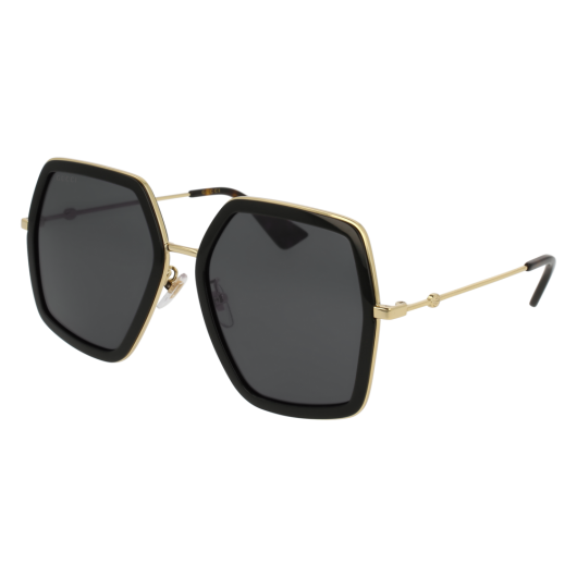 женские солнцезащитные очки GUCCI  GCCI 0106S - 001